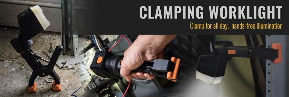 Klein Tools - Clamping Worklight