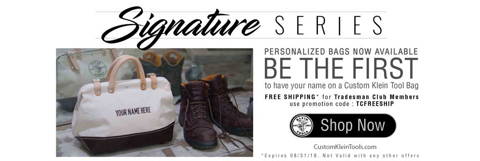 Signature Series - Custom Kleins Launched