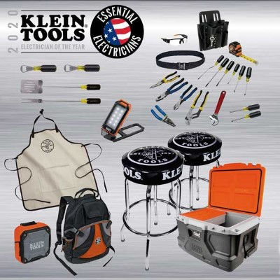 Klein Tools - 2020 Thank You Prize Pack